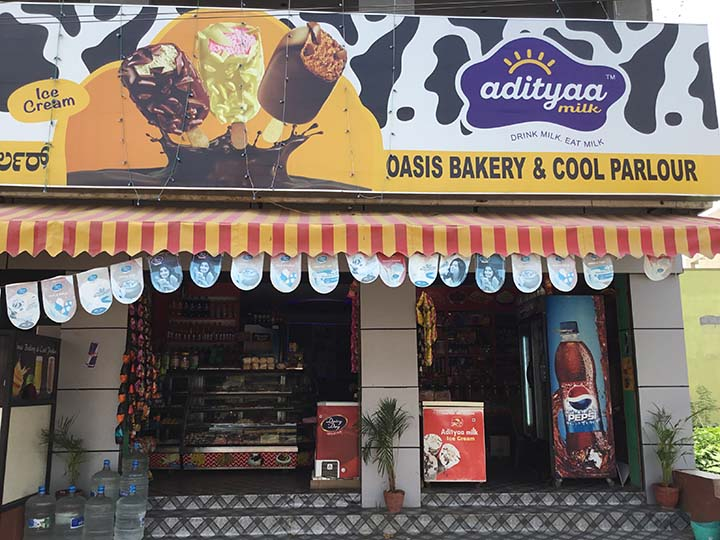 Oasis Bakery And Cool Parlour